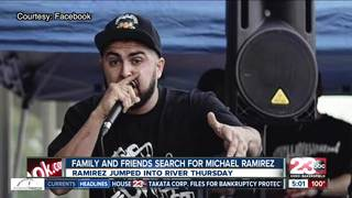 Search for OC rapper continues in Keyesville