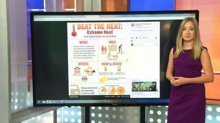 Heat stroke vs. heat exhaustion
