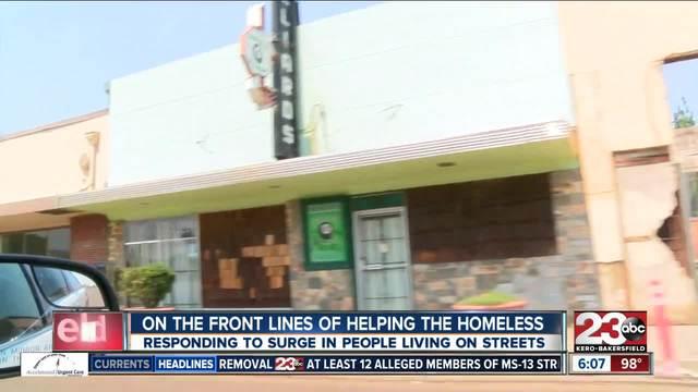 Helping Bakersfield-s Homeless