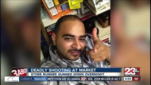 Southeast Bakersfield store owner shot dead
