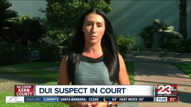 Family speaks out after drunk driver court appearance