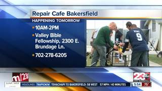 Repair Cafe will show locals how to fix things
