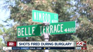 911 calls: homeowner walks in on burglary