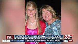 Mother and daughter killed in DUI crash