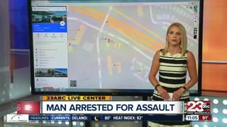 Viral video: Bakersfield man slaps woman's phone