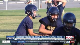 Generals looking to bring pride back to Shafter