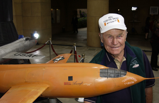 READ: Yeager's Notes From Supersonic Flight