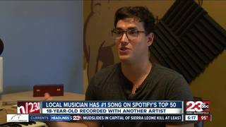 Bakersfield musician ranks first on Spotify