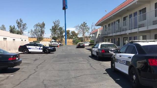 Bakersfield Police respond to possible drowning at Motel 6