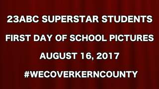 WATCH: Kern County back to school photos