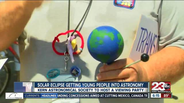 Solar eclipse more than just what meets the eye