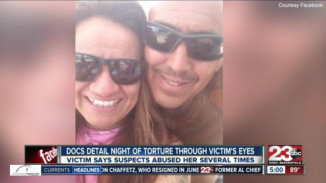Court documents reveal hours of torture before home set on fire