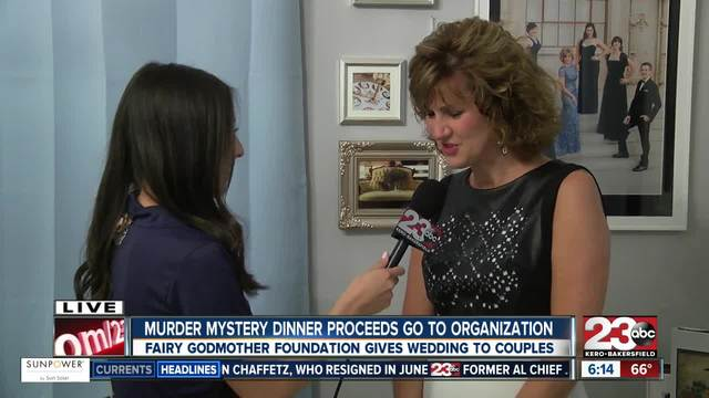 Local foundation organizes -Murder Mystery-- proceeds go to FREE wedding…