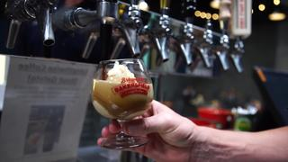 At The Table: Inside the beer brewing process