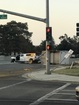 Crash blocking lanes in NW Bakersfield