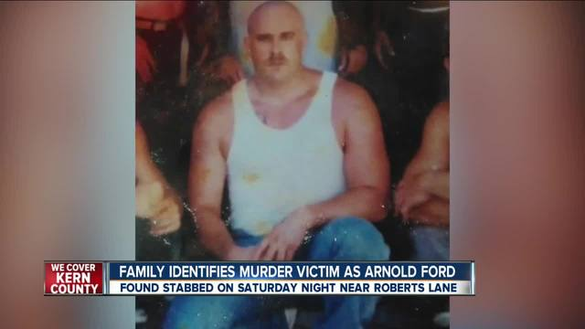 Family identifies murder victim as Arnold Ford