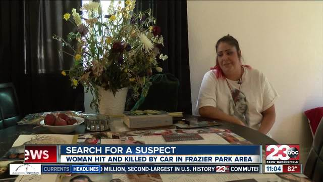 The mother of a woman killed in the Frazier Park is asking for the…