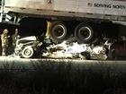 Deadly crash in northwest Bakersfield