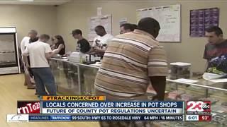 Rosamond pot shops' future uncertain