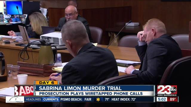 Sabrina Limon murder trial enters day 6