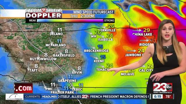 23ABC PM Weather Update 9-19-17