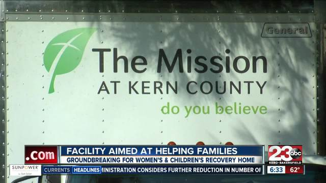 Groundbreaking of The Mission at Kern County