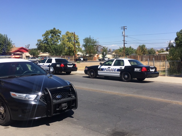 Bakersfield Police Department Is Investigating A Shooting
