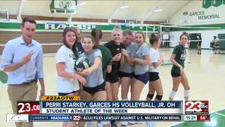 Female Athlete of the Week: Perri Starkey