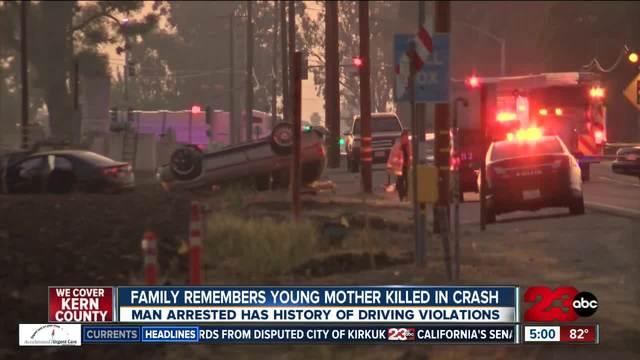 Bakersfield woman killed in crash on Taft Highway