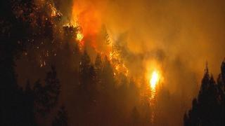 New fire breaks out in Northern California