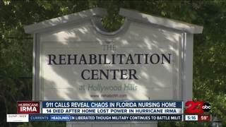14 people die in nursing home from heat
