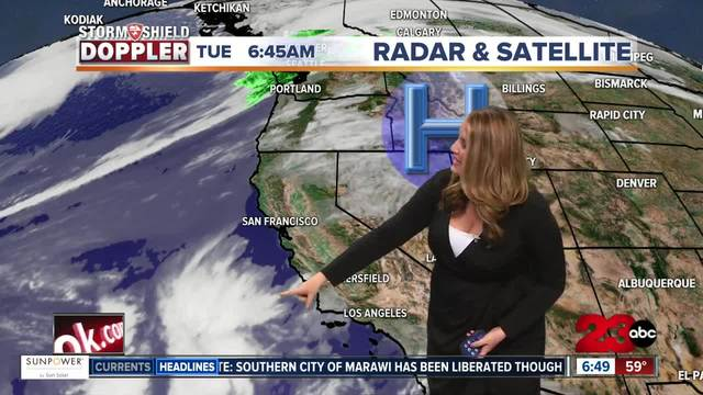 Storm Shield Forecast morning update 10-17-17