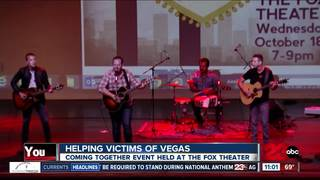 Benefit for local Las Vegas shooting victims