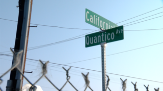 Shooting on Quantico and California Ave
