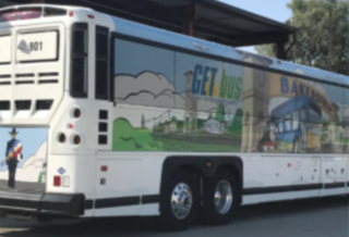 GET buses bring art to local communities