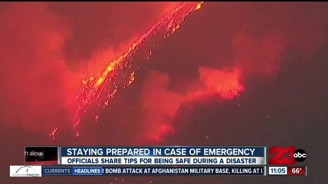 Are you prepared for an unexpected emergency-