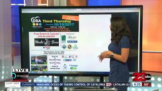 Activities, food and more at Third Thursday