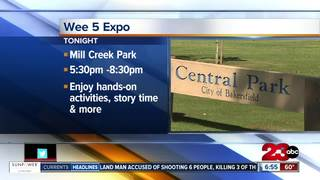 Activities for kids at First 5 Expo