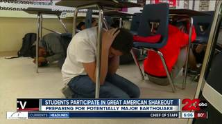 Centennial High participates in ShakeOut