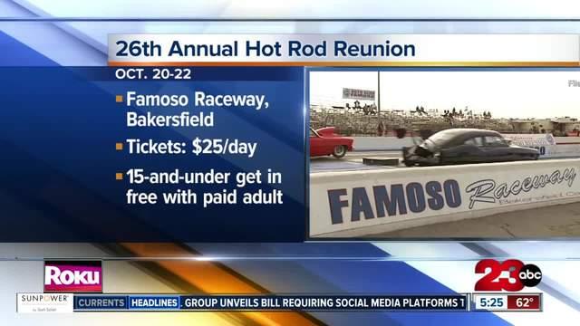 Hot Rod Reunion