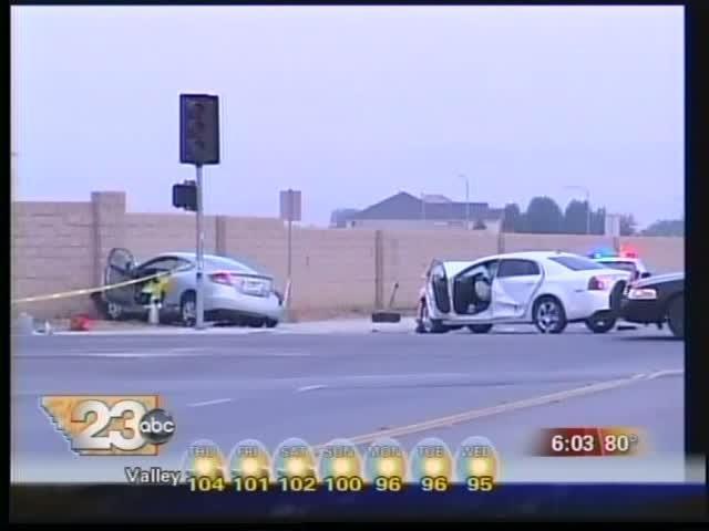 Fatal Car Accident Bakersfield Ca