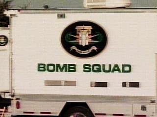 Bomb Squad called out to Curran Middle School