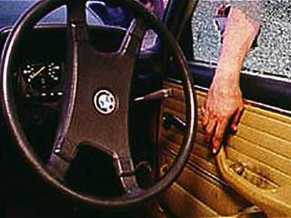 Two linked to 23 car thefts in Taft
