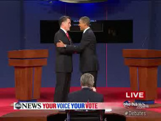 Presidential debate full transcript