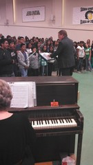 Bakersfield Annual Choir Sharing Festival today