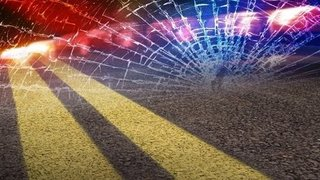 Man hospitalized after motorcycle crash