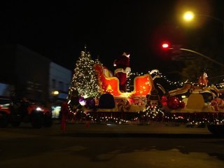 What to do at the Bakersfield Christmas Parade