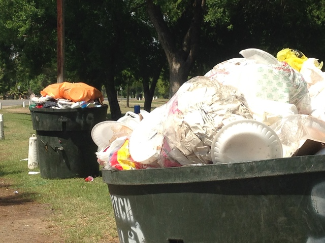 Holidays to affect trash, recycling collections