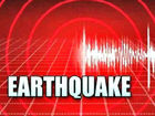 Earthquake reported near Valentine