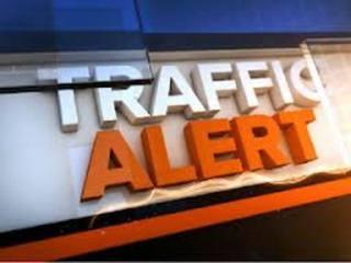 TRAFFIC ALERT: One lane closed on SB-99